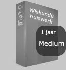 silver mediumpakket